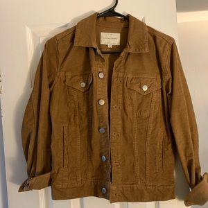 Lucky Brand corduroy trucker jacket